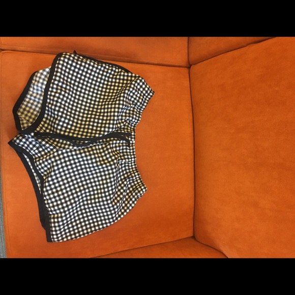 Cotton On Pants - Checked shorts
